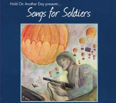 """Songs For Soldiers"" Album Artwork"